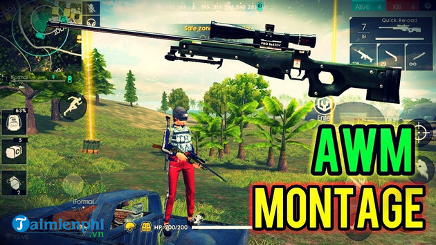 Top most powerful garena free fire 6