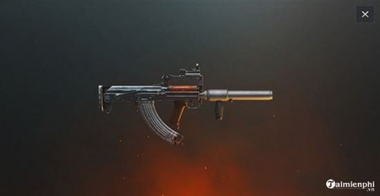 top supplement rifles in pubg mobile is the most popular 2