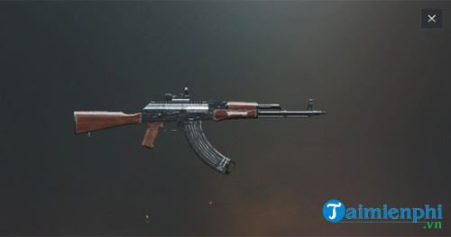 top supplement rifles in pubg mobile are the most popular 3