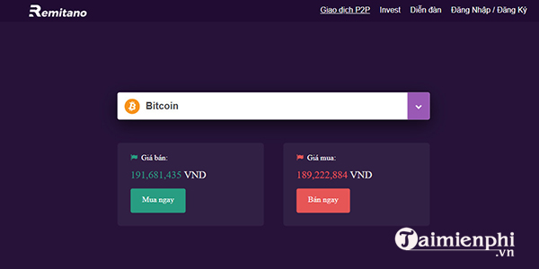Top websites to buy and sell bitcoin in Vietnam