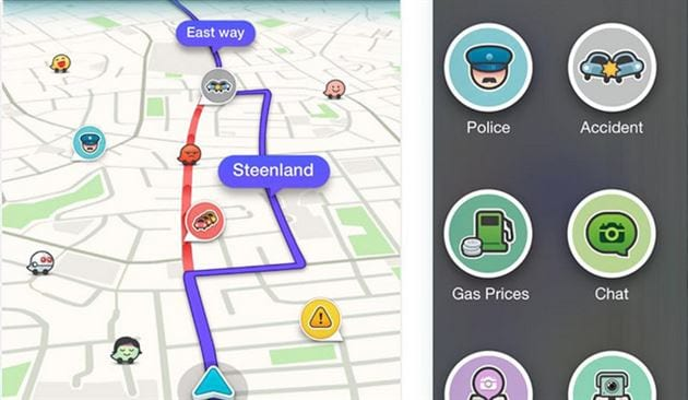 top best mobile map apps 4