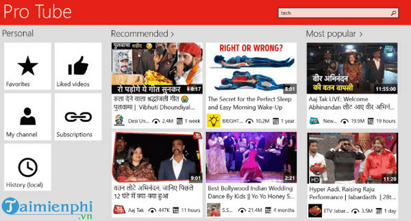 Top YouTube apps for Windows 10