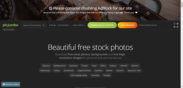 top website also offers free stock images 5