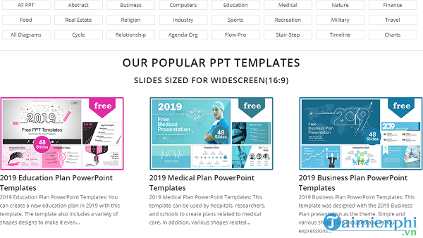 top website at templates powerpoint beautiful and free 4