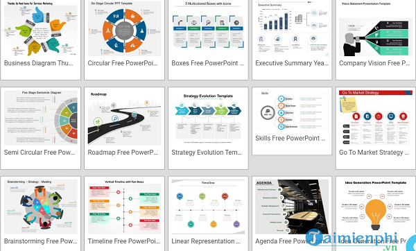 top websites at templates powerpoint beautiful and free 5