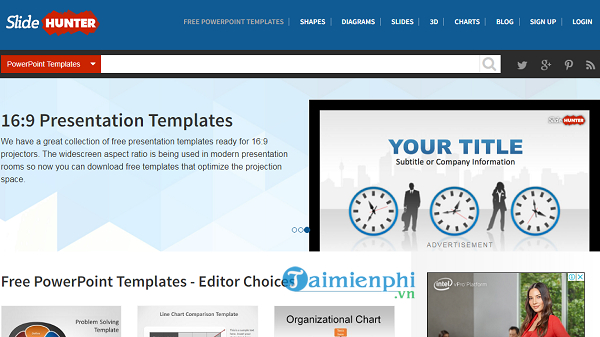 top website at templates powerpoint beautiful and free 7