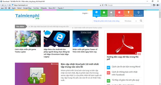 The best web browser available today