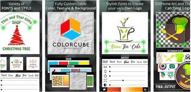 Design the best logo on your best phone 2
