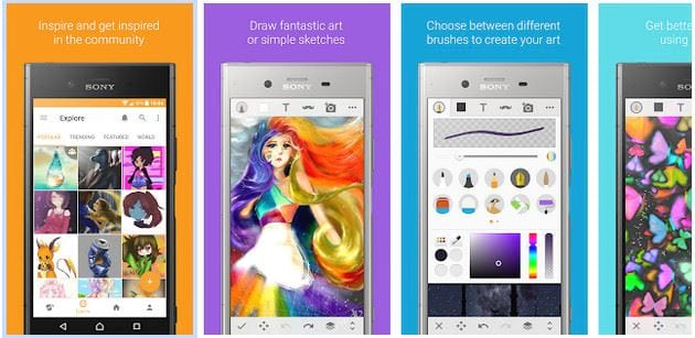 Design the best logo on your phone 3