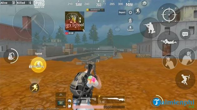 update pubg mobile lite 0 14 1 them map golden woods and che doen chien 2