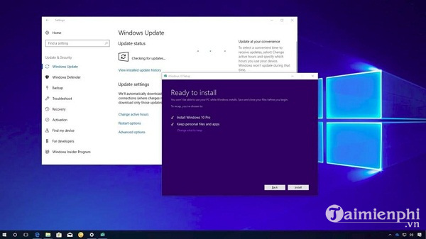 Why can't I update Windows 10?