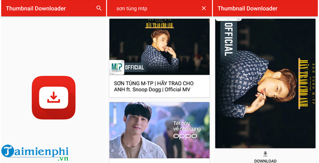 Download youtube video thumbnail