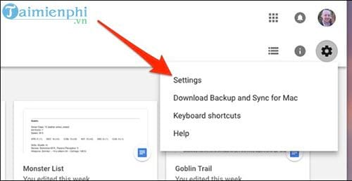 Show quick access movies on google drive 4