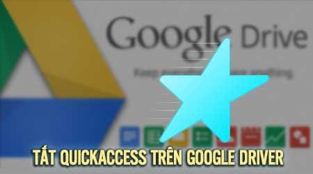 I understand the movie quick access on google drive