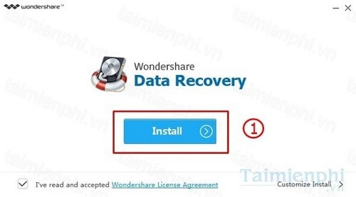 how to download and use mem wondershare data recovery software