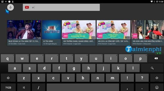 how to watch youtube on quang cao on android box smarttv 8