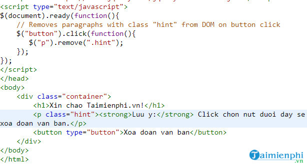 delete components and chemicals in jquery 5
