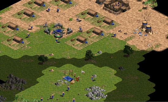 Identify the people in Aoe 2