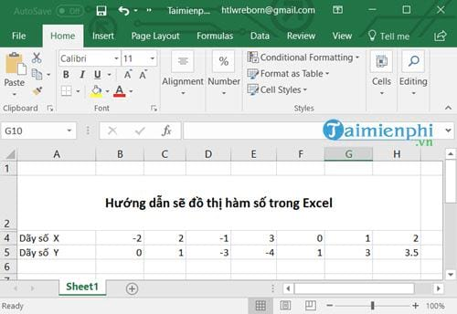 How to do the Excel comparison test