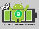 Top 5 best Android battery saving apps