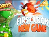 Play Angry Birds Blast on your phone, Andry Birds style puzzle
