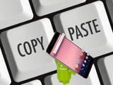 Instructions to copy and paste text files and links on Android, Samsung, Oppo, HTC phones
