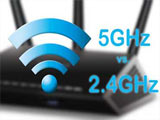 2.4GHz and 5GHz routers, which is better?