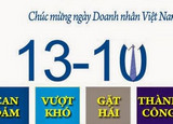 Best wishes for Vietnamese Entrepreneurs Day October 13