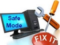 Simple Safe Mode restore with SMFixer