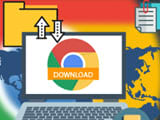 How to delete download history on Chrome