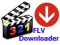 FLV Downloader - Download Facebook videos, Youtube high speed