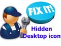 Fix error of not displaying the icon on the Windows desktop