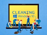 How to reclaim space after installing Windows 10 April 2018 Update
