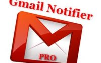 Install Gmail Notifier, automatically notify when there is mail on gmail