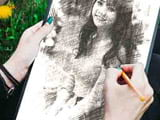 How to turn a photo into a pencil painting by Action in Photoshop