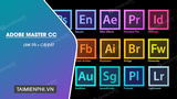 Link to download Adobe Master CC 2019