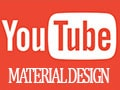 Use Material Design interface on Youtube