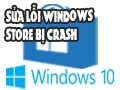 Fix Windows Store crash on Windows 10, closing after startup