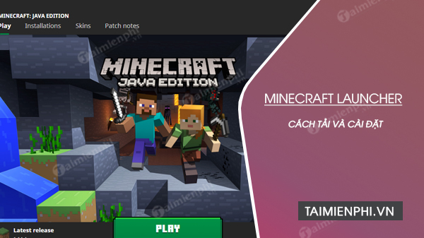 How To Download And Install Minecraft Launcher Scc