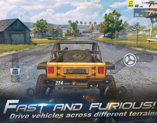 tai rules of survival for android 3