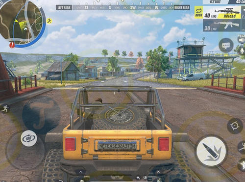 tai rules of survival for android 4