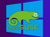 How to run openSUSE Linux on Windows 10