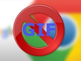 Block GIF animations from automatically running on Google Chrome
