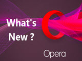 Opera 44 - Chat, texting Facebook without Facebook Messenger