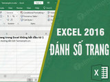 Page numbering in Excel doesn't start at 1