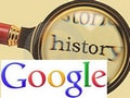 Instructions on how to enable and review search history on Google