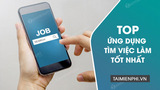 Top job search applications most effective