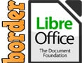 How to create a border in LibreOffice