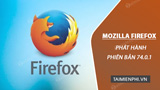 Mozilla released Firefox 74.0.1 with two Zero Day vulnerabilities