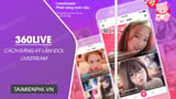 How to register idol 360live